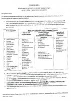 Elternbrief zum Infektionsschutz